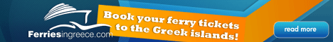 Greek Island Domestic Sea Schedules / Ferry Schedules