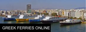 Greek Ferries OnLine