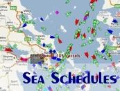 Sea Schedules