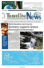 Travelling News March 2011 (English Version Special Edition ITB-Berlin)