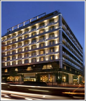 Park Athens five star hotel