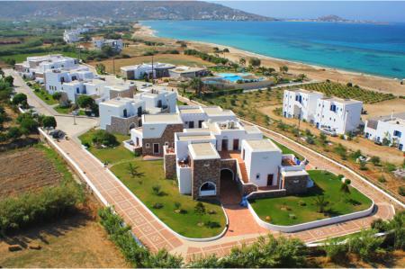 PLAZA BEACH HOTEL Naxos
