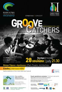 Groove Catchers. New age jazz concert