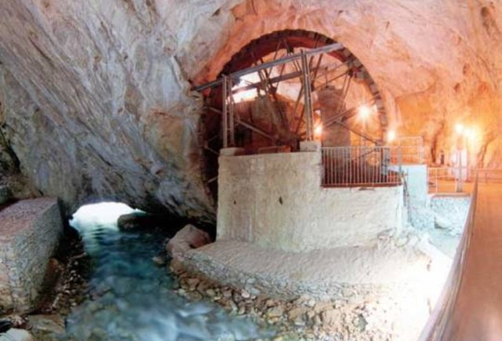 Aggitis Cave or Maaras Cave