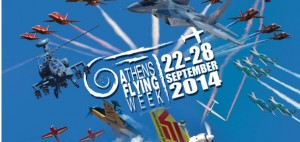 Athens Flying Week (AFW) 2014