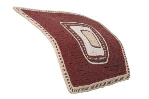 Vasso Spanou The Red Rug (bent)