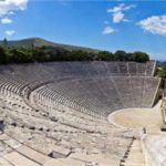 The Ancient Theater of Epidaurus # 3 places to visit from Tolo Hotel Amaryllis