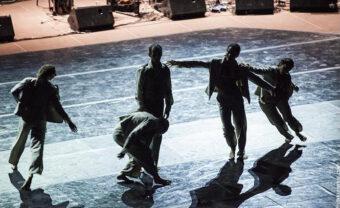"""""""ΕΡΩΤΟΚΡΙΤΟΣ"""" στο Θέατρο Τέχνης από τους Χαΐνηδες και την ομάδα """"Κι όμως κινείται"""""""