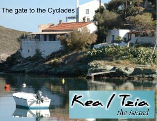 Kea Tzia Island