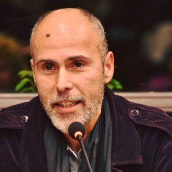 Ο συγγραφέας Νίκος Δαββέτας στο Studio Μαυρομιχάλη
