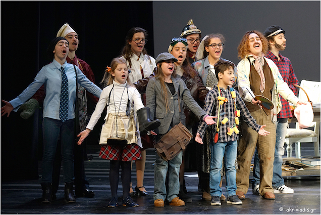 Η Καμεράτα – Ορχήστρα των Φίλων της Μουσικής παρουσιάζει μια οπερέτα για παιδιά